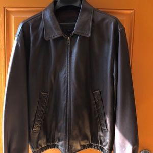 Coach bomber jacket